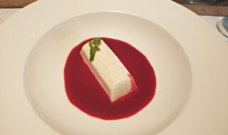 panna-cotta-with-raspberry-soup-and-fresh-mint
