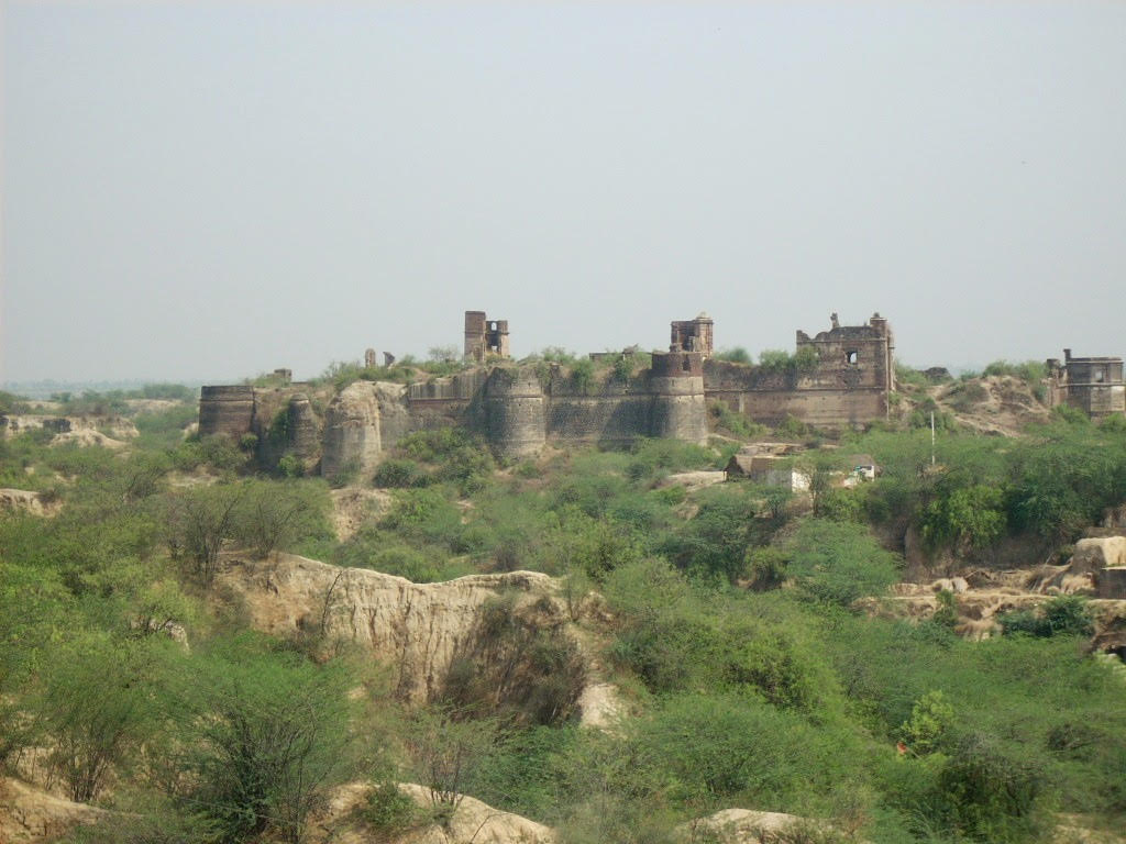 The Fort of Bhareh